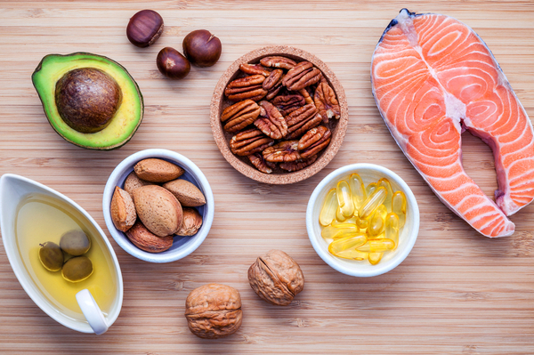 Benefits of taking Omega 3 Fatty Acids